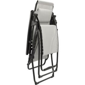 Lafuma Mobilier Futura XL - Siège camping - Batyline Duo beige/noir